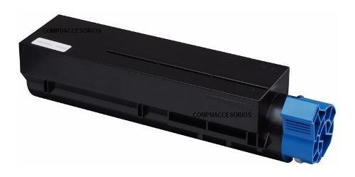 Toner compatible para oki b431nd mb461+lp b471 b491