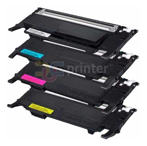 Toner nuevo samsung 407 clp 320 325 326 clx 3180 3185 color
