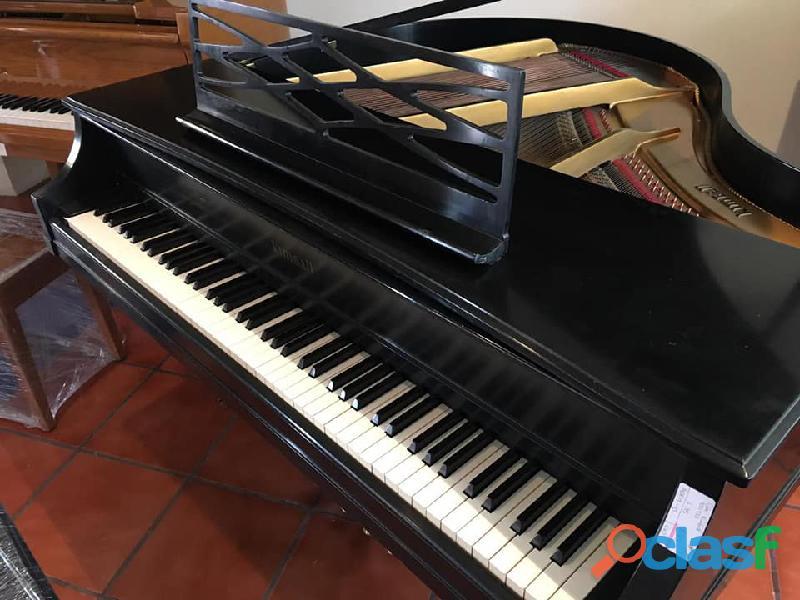 "Hermoso Piano de 1/4 Cola marca ""Kimbal"" 2"