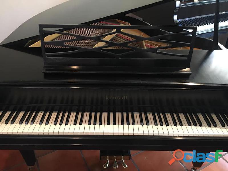 "Hermoso Piano de 1/4 Cola marca ""Kimbal"" 3"