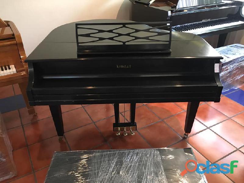 "Hermoso Piano de 1/4 Cola marca ""Kimbal"" 4"
