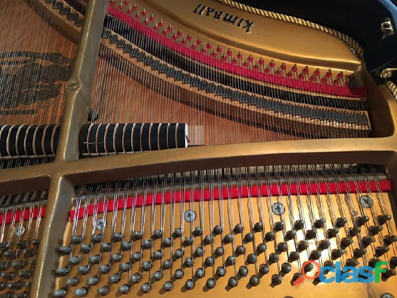 "Hermoso Piano de 1/4 Cola marca ""Kimbal"" 6"