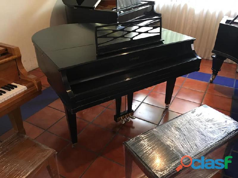 "Hermoso Piano de 1/4 Cola marca ""Kimbal"" 7"