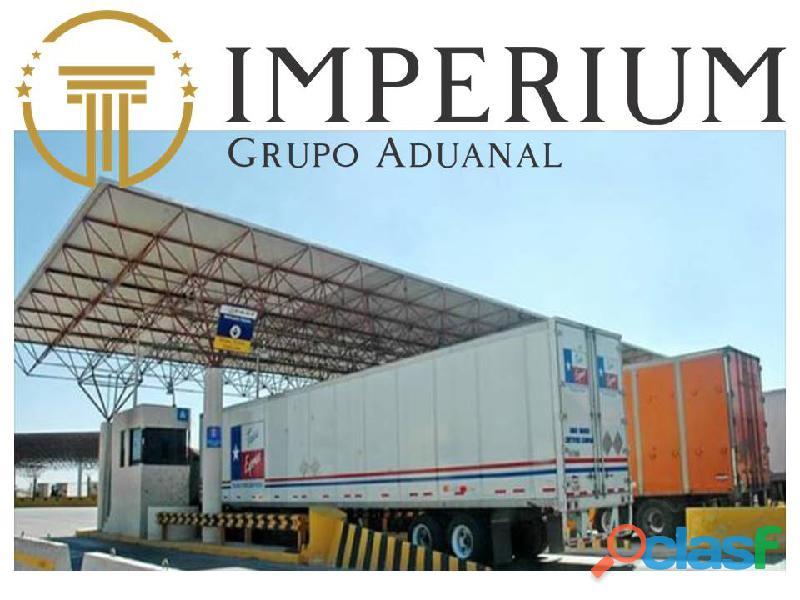 Servicios aduanales y logísticos