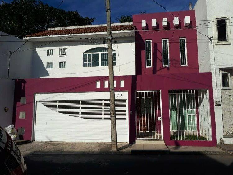 Casa en venta unidad veracruzana