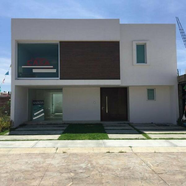 Casa nueva residencial platinum, sur de pachuca /