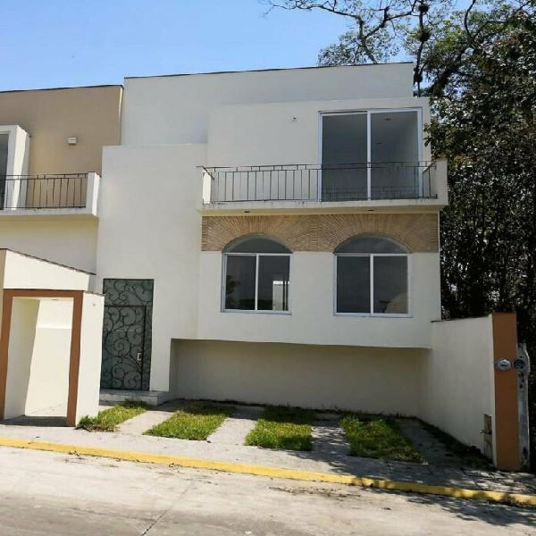 Casa residencial 3 recámaras en fraccionamiento san josé