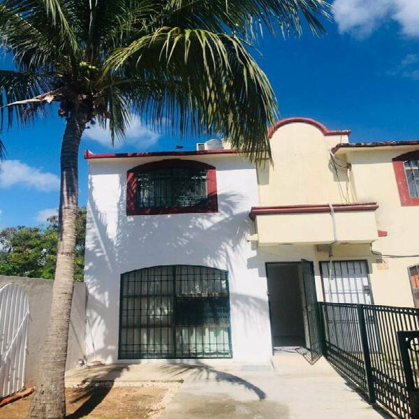Hermosa casa amplia en residencial porto bello seguro y