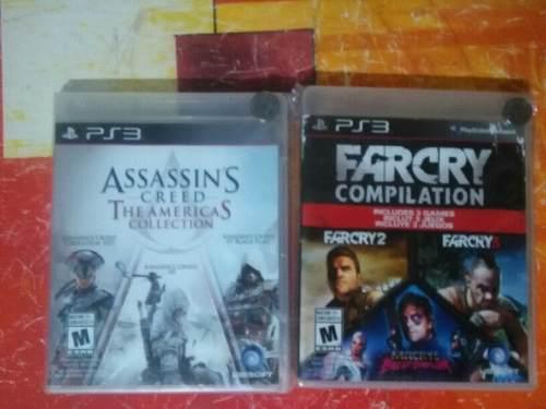 Juegos play 3. farcry,assassin's creed