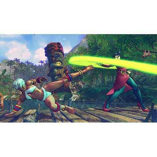 Juegosvideo juego ultra street fighter iv - playstation 3..
