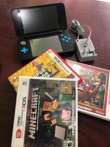 Nintendo 2ds xl juegos incluidos