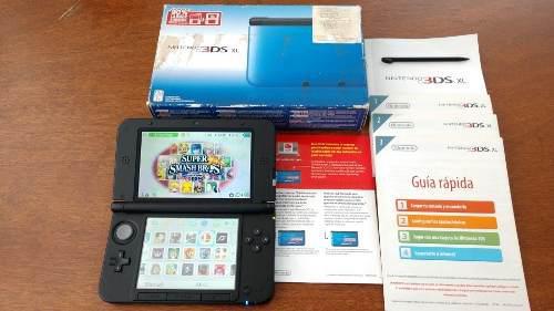 Nintendo 3ds xl 32gb juegos y accesorios envío gratis