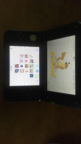 Nintendo 3ds xl buenas condiciones con juegos