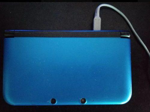 Nintendo 3ds xl con juegos digitales originales