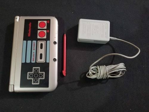 Nintendo 3ds xl edición nes