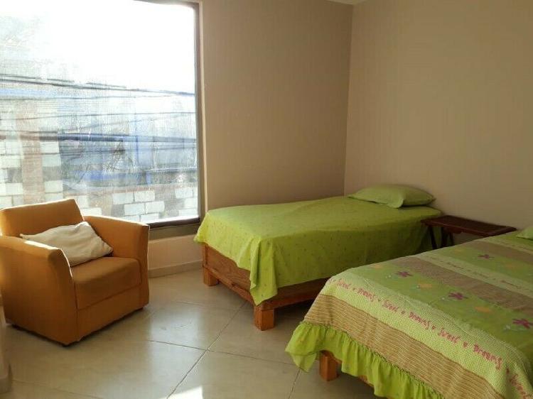 Renta de habitaciones para señoritas