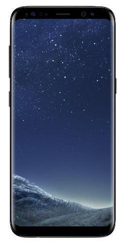 S8 de samsung galaxy - 64gb - negro (verizon desbloqueado) d