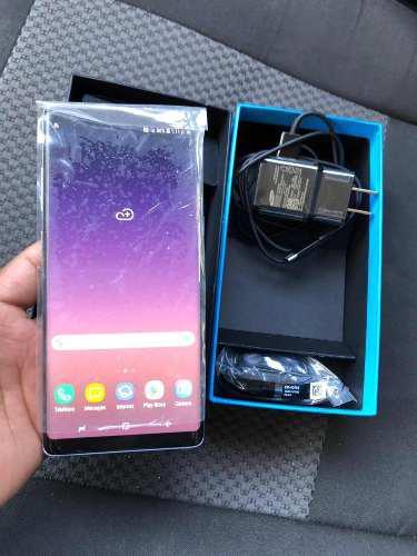 Samsung galaxy note 8 64g nuevo liberado