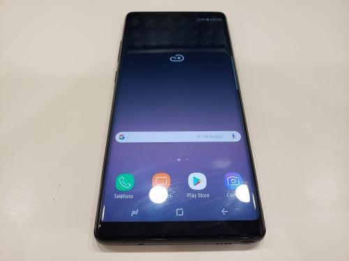 Samsung galaxy note 8 de at&t 128gb con dos detalles