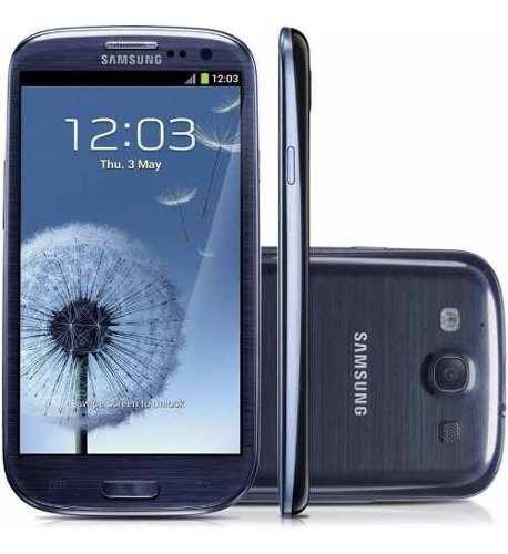 Samsung galaxy s3 azul 16gb 8 mpx liberado nuevo 4g lte