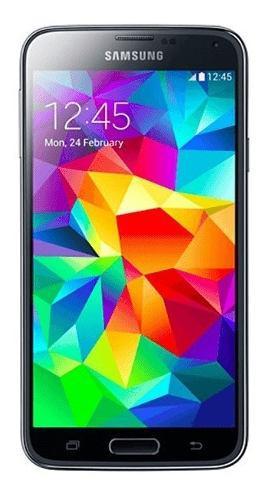Samsung galaxy s5 16gb azul - reacondicionado