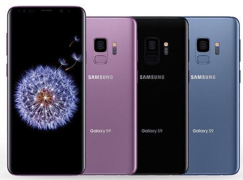 Samsung galaxy s9 g960u 64gb gsm fábrica desbloqueado