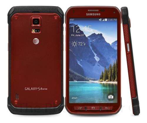 Samsung s5 active libre cualquier compañía usado baratos