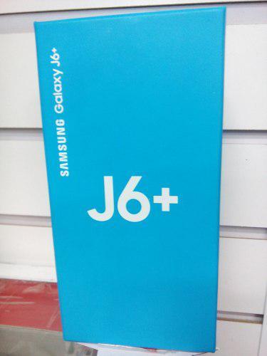 Telefono inteligente nuevo samsung galaxy j6 +(plus)