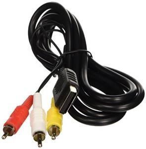 Genérico audio / video cable compuesto para sega dreamcast