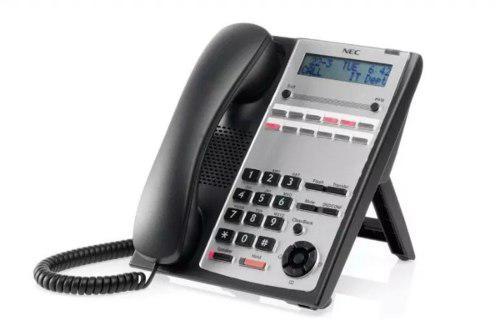 Nec telefono multilinea 12 teclas | ip4ww-12txh-a-tel