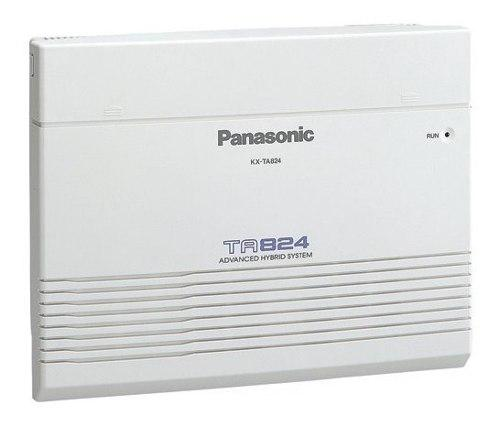 Panasonic kx-ta824 conmutador analogico avanzado