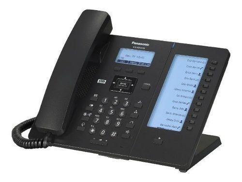 Telefono alambrico sip panasonic kx-hdv230