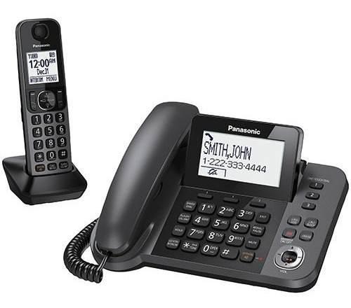 Telefono Alambrico/inalambrico Panasonic Kx Tgf350m Dect6.0