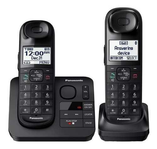 Telefono inalambrico panasonic kx tgl432b contestadora
