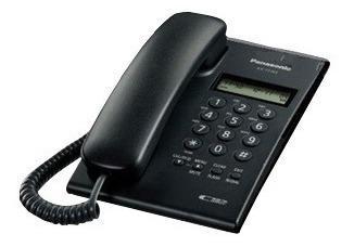 Telefono panasonic kx-t7703x-b analogo con identificador (ne
