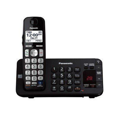 Teléfono inalambrico panasonic kx tge240 dect6.0 altavoz