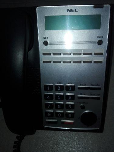 Teléfono nec ip4ww-12txh-a-tel