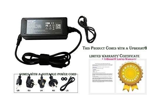 Upbright nuevo adaptador ac / dc para apex digital le2412 le