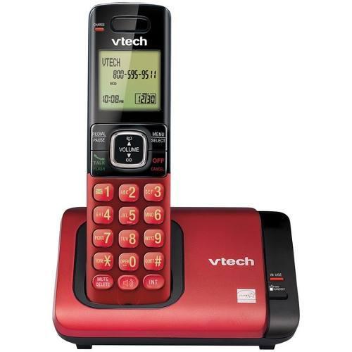 Vtech (r) cs6719-16 sistema teléfono inalámbrico con ide
