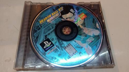 Dragon ball gt final bout ps1