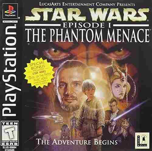 Juegos,star wars episodio i la amenaza fantasma