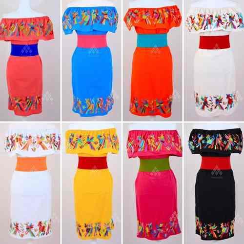 Vestidos mexicanos