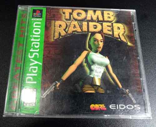 Tom raider playstation 1