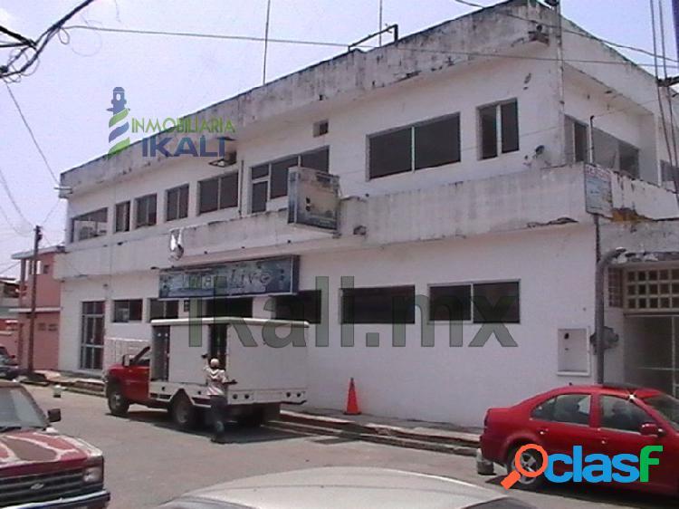 Renta edificio oficinas zona centro tuxpan veracruz, tuxpan de rodriguez cano centro