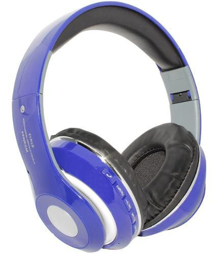 Audífonos estéreo bluetooth manos libres mp3 radio fm 3.5