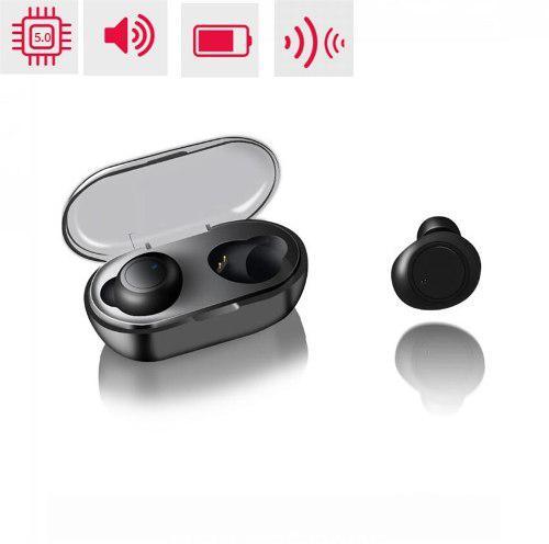 Audífonos inalámbricos bluetooth v5.0 manos libres!
