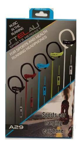 Audifonos baratos deportivos stelau manos libres