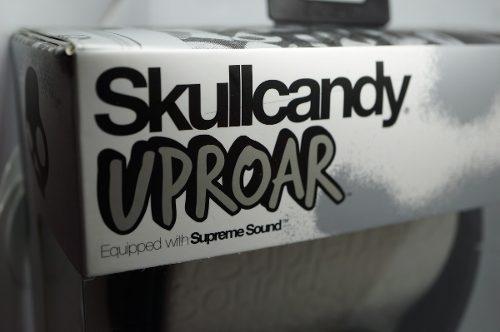 Audifonos manos libres skullcandy uproar nuevos de oferta