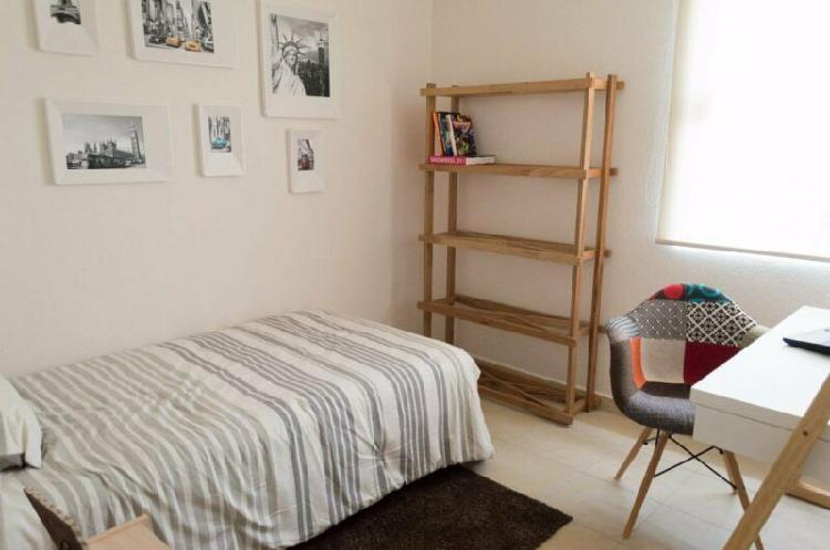 Departamento piso 1 posterior en venta cerca de la cdmx