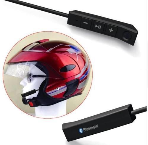Manos libres bluetooth para casco moto motociclista intercom